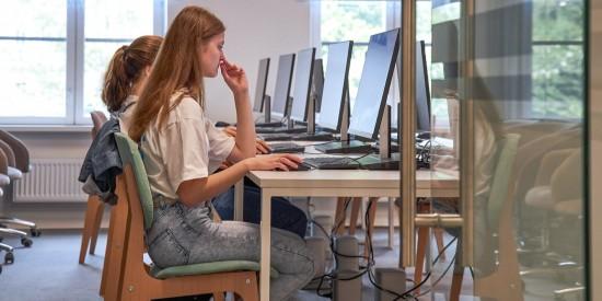 Сайт центра развития карьеры «Технограда» получил раздел с вакансиями