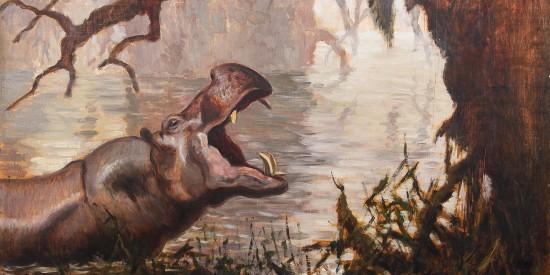 Котловчане могут ознакомиться с видеолекциями  о палеоарте Дарвиновского музея