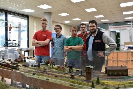 Московский дворец пионеров сообщил о временном переезде Лаборатории железнодорожного моделизма