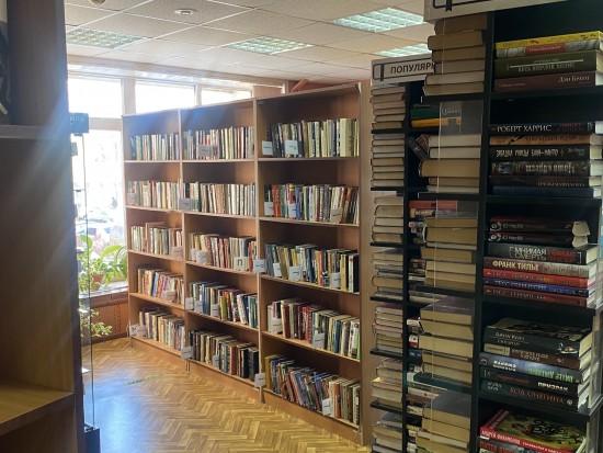 Для своих читателей библиотека № 172 подготовила обзор книг о морских обитателях