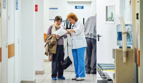 Собянин учредил профессиональный статус «Московская медицинская сестра»