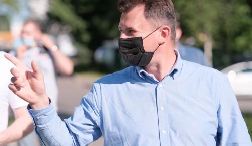 Роман Романенко помог повысить дорожную безопасность на юго-западе Москвы