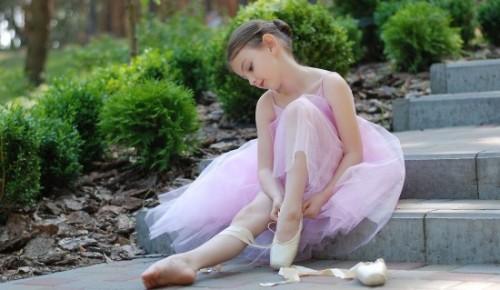 Присоединиться к бесплатным занятиям по балету приглашает Воронцовский парк
