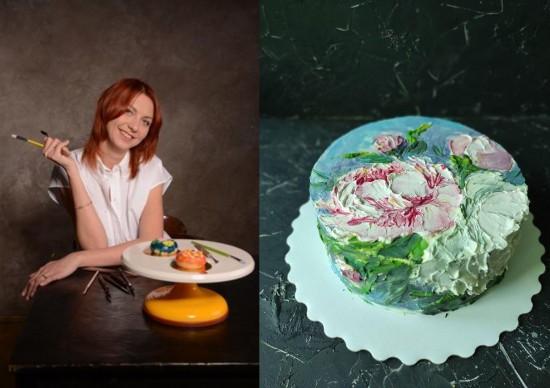 I CAKE YOU: Кондитер из Черемушек поделилась рецептами тортов