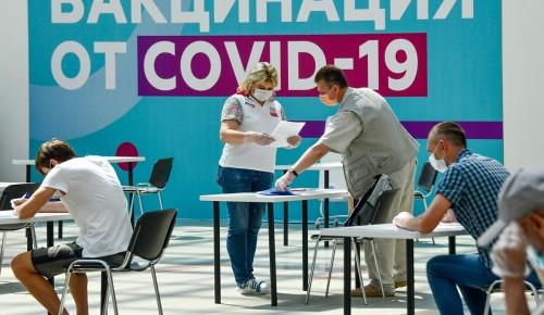 Свыше 3 тыс. специалистов помогают жителям в центрах вакцинации