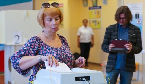 В Москве началось обучение общественных наблюдателей на предстоящие выборы