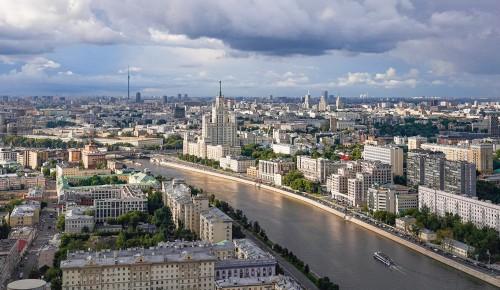 «Единая Россия» не обещает лишнего, а решает реальные проблемы людей - Собянин