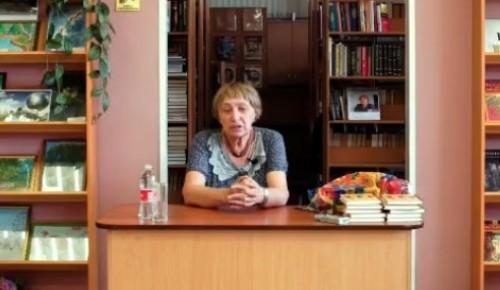 """В библиотеке №184 прошла лекция Ирины Медведевой """"Некоторые вредные мифы современного воспитания"""""""