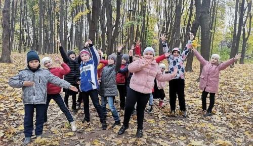 В школе при Андреевском монастыре рассказали о регулярном занятии спортом