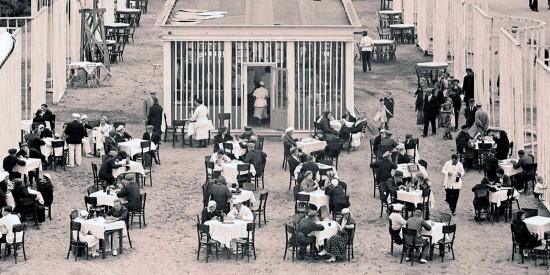Главархив рассказал о том, какие заведения общепита работали в парках в 1930-е годы