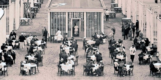 Главархив рассказал о московских кафе и ресторанах 30-х годов
