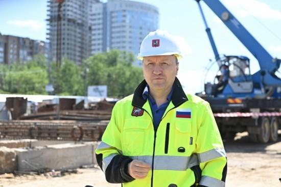 Бочкарев: Треть Адресной инвестиционной программы в Москве направляется на строительство соцобъектов