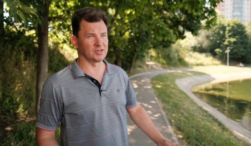 Роман Романенко взял на личный контроль благоустройство Кировоградских прудов