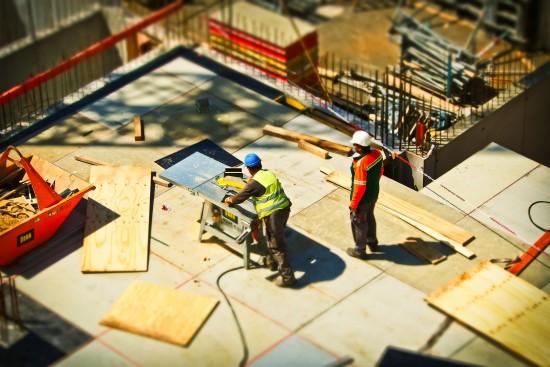 В Академическом районе начали строить дом по программе реновации