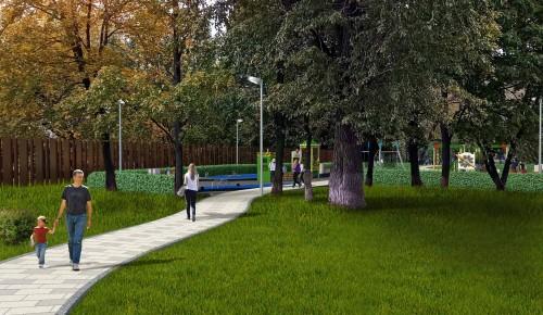 Собянин представил основные проекты благоустройства трех районов на юго-востоке