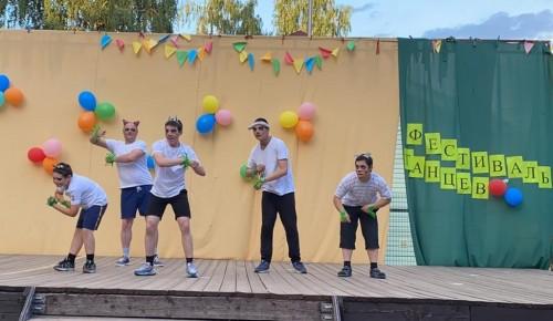 """В центре """"Юнона"""" рассказали о летних каникулах своих воспитанников в лагере """"Малаховка"""""""