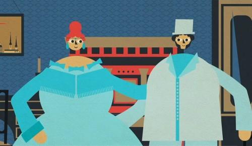 Russpass выпустил серию роликов об истории Москвы