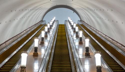 Собянин отметил высокие темпы строительства Большой кольцевой линии метро