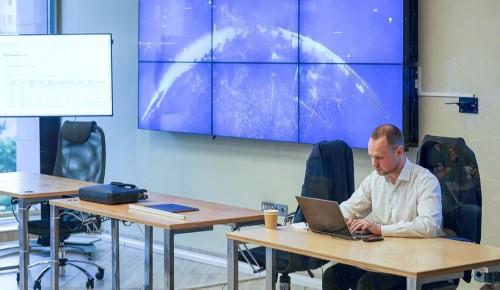 В Москве началась проверка системы для дистанционного участия в выборах