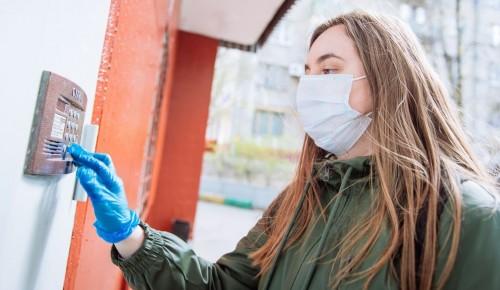 Собянин отменил ношение перчаток в связи с улучшением эпидситуации
