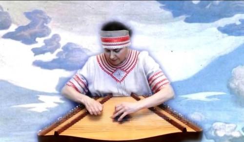 "ЦСО ""Ясенево"" в Теплом Стане провел онлайн-концерт ко Дню крещения Руси"