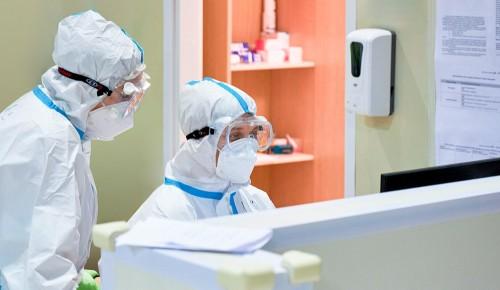 В центре вакцинации в «Лужниках» прививка доступна для россиян и иностранцев