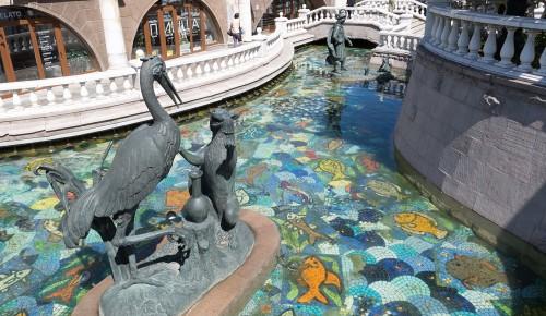 Летний танец воды и света: эффектные городские фонтаны, которые понравятся детям