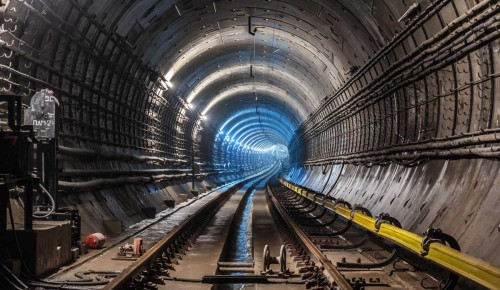 """Станцию метро """"Зюзино"""" южного сектора БКЛ отделают кварцевым агломератом"""