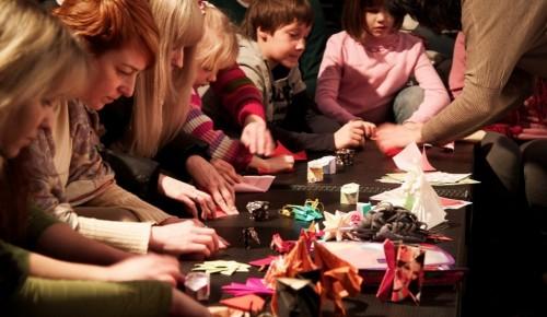 Жителей Зюзина приглашают на занятия в развивающие студии и творческие мастерские Библиотек ЮЗАО