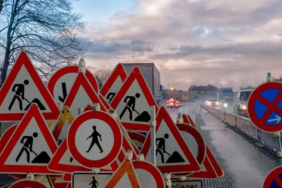С 4 августа в Ясеневе временно ограничат движение транспорта из-за ремонтных работ