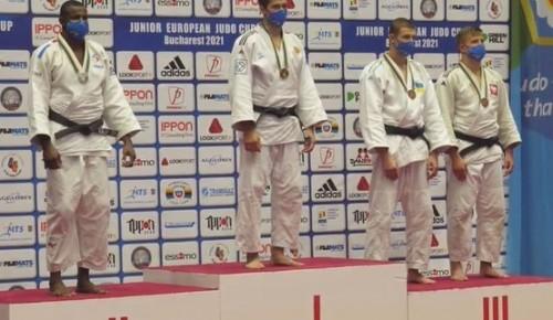 Воспитанник спортивной школы «Самбо-70» стал обладателем Кубка Европы среди юниоров