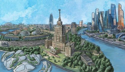 Ученики школы №2103 Ясенева приняли участие в онлайн-олимпиаде «Готов к жизни в умном городе!»