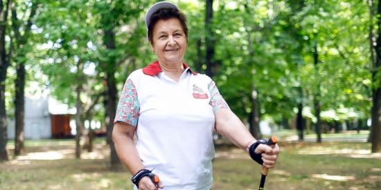 Жители Ломоносовского района могут посмотреть марафон «День здоровья» «Московского долголетия» онлайн 5 августа