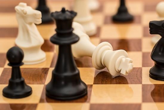 Шахматист из Московского дворца пионеров играет в финале Спартакиады молодёжи России
