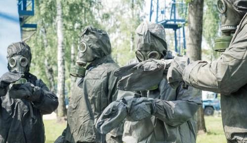 Спасатели-добровольцы прошли подготовку в Учебно-методическом центре