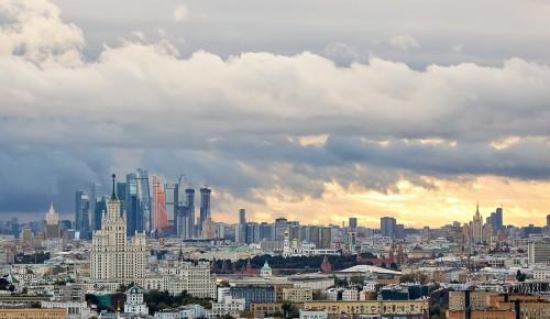 Столица России вошла в ТОП-3 рейтинга регионов с актуальной «зелёной» повесткой