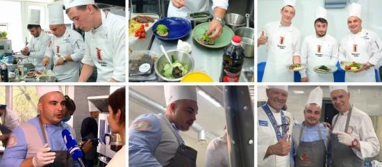Педагог ТСП «Ломоносовское» комплекса «Юго-Запад» провёл кулинарный мастер-класс