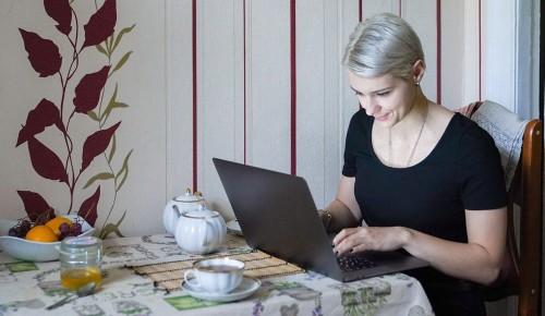 За три дня москвичи подали 300 тыс заявлений на онлайн-голосование в сентябре