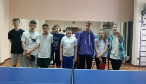 В «Альмеге» рассказали о секции настольного тенниса