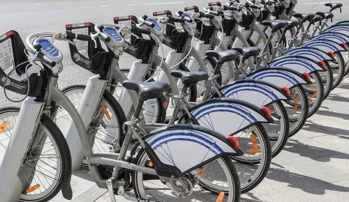 Восемь пунктов аренды велосипедов доступны жителям Академического района