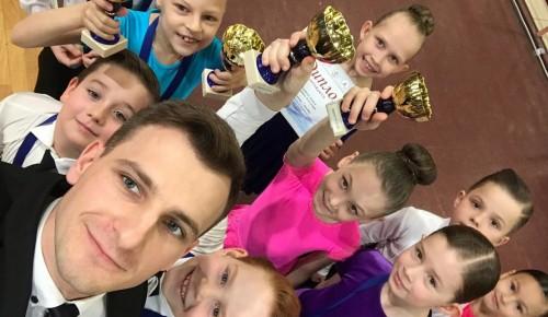 Культурно-досуговый центр «Академический» приглашает на занятия по спортивным танцам