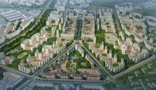 Мэр Москвы утвердил проект планировки улицы Академика Опарина