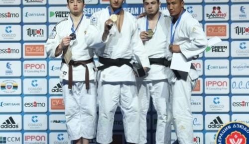 "Воспитанники ""Самбо-70"" завоевали три медали на XXI Кубке Европы по дзюзо"