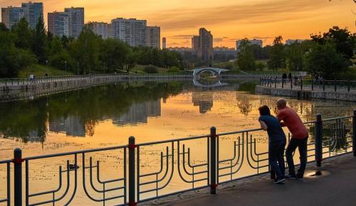 Собянин оценил ход реализации инфраструктурных проектов на Западе столицы