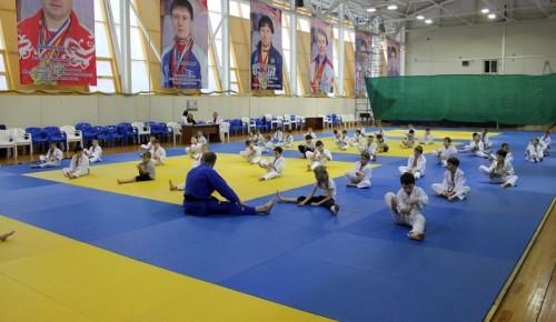 """Отделение """"Самбо-70"""" в Ясеневе объявило о наборе в группы начальной подготовки"""