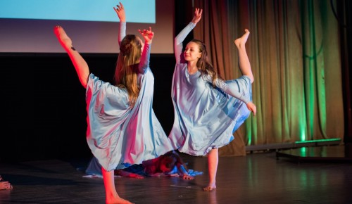 Присоединиться к хореографической студии «Данс-Арт» приглашает досуговый центр «Академический»