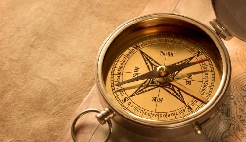 """Дирекция """"Теплый Стан"""" и """"Тропарево"""" опубликовала онлайн-занятие по работе с компасом"""