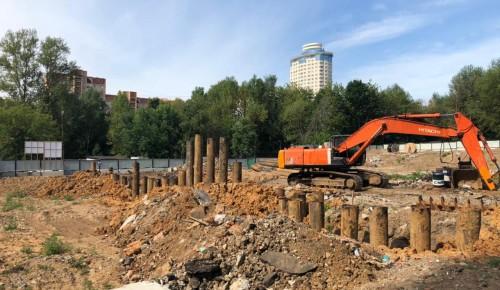 Новый дом по программе реновации построят на улице Новочеремшкинская в Черемушках