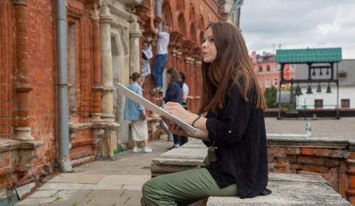 Летняя практика студентов-архитекторов МИТУ-МАСИ по обмеру уникальных памятников
