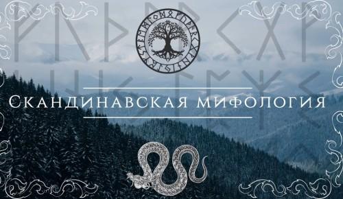 В библиотеке №179 запустили цикл видеороликов о скандинавских мифах